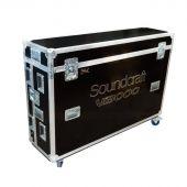 Soundcraft Vi3000 Console Standard Flight Case