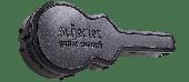Schecter Corsair Hardcase SGR-12