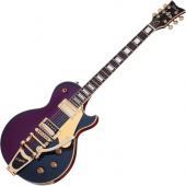 Schecter Mark Thwaite Solo-II Electric Guitar Ultra Violet