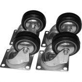 JBL WK-4S Wheel Kit for SRX718S & SRX818SP Subwoofers