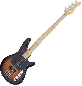 Schecter CV-4 Electric Bass 3-Tone Sunburst
