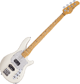 Schecter CV-4 Electric Bass Ivory