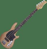 Schecter CV-5 Electric Bass Gloss Natural