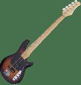 Schecter CV-5 Electric Bass 3-Tone Sunburst