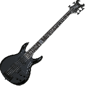 Schecter Mephisto King Ov Hell Signature Electric Bass in Gloss Black Finish