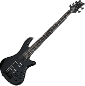 Schecter Stiletto Stage-5 Electric Bass Gloss Black