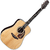 Takamine EF360STT Thermal Top Acoustic Guitar in Natural Finish