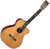 Takamine EF740FSTT Thermal Top Acoustic Guitar in Natural Finish