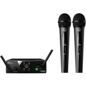 AKG WMS40 Mini Dual Vocal Set - Channels A/B