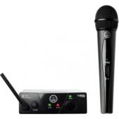 AKG WMS40 Mini Single Vocal Set Wireless Microphone System - Band B