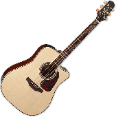 Takamine CP4DC-OV Dreadnought Acoustic Guitar with Cutaway in Natural Finish