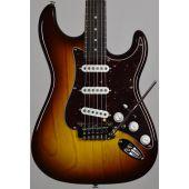 G&L USA S-500 Electric Guitar Tobacco Sunburst - Old School