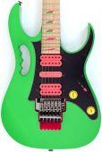 Ibanez Steve Vai Signature JEM777 Electric Guitar Loch Ness Green