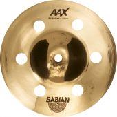 """Sabian 8"""" AAX Air Splash Brilliant Finish"""