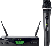 AKG WMS470 D5 VOCAL SET BD8 - Professional Wireless Microphone System B-Stock