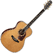 Takamine CP7MO-TT Pro Orchestra Model Thermal Top Acoustic Guitar Natural B-Stock