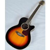 Takamine GN71CE-NAT NEX Acoustic Electric Guitar Brown Sunburst