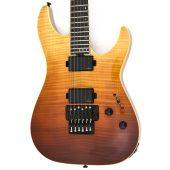 Schecter C-1 FR SLS Elite Electric Guitar Antique Fade Burst