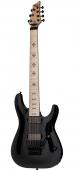 Schecter Jeff Loomis JL-7 FR Black Floyd Rose Electric Guitar 413