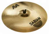 "Sabian 20"" AA Medium Ride Brilliant Finish"