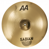 "Sabian 21"" AA Bash Ride Brilliant Finish"