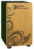 Luna Luna Cajon Green with Bag LPC GRN