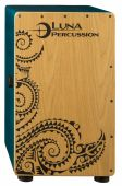 Luna Luna Cajon Teal with Bag LPC TEAL