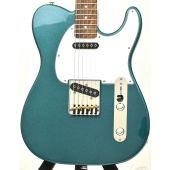 G&L ASAT Classic USA Fullerton Standard in Emerald Blue