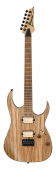Ibanez RGEW521MZW NTF RGEW 6 String Natural Flat Electric Guitar