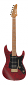 Ibanez Scott LePage SLM10 TRM Signature Transparent Red Matte Electric Guitar w/Bag