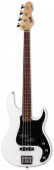 ESP LTD AP-204 Snow White 4 String Bass Guitar