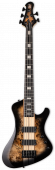 ESP LTD STREAM-1005 Black Natural Burst 5 String Bass Guitar