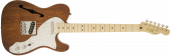Squier Classic Vibe Telecaster Thinline  Natural Electric Guitar