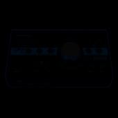 Mackie Big Knob Studio Command System Monitor Controller