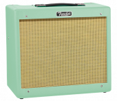 Fender Blues Junior IV Surf Green P12Q Tube Amp
