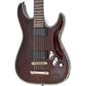 Schecter Hellraiser C-VI Electric Guitar Black Cherry B-Stock