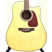 Takamine GD93CE-NAT G-Series G90 Cutaway Acoustic Electric Guitar in Natural Finish B-Stock 2279