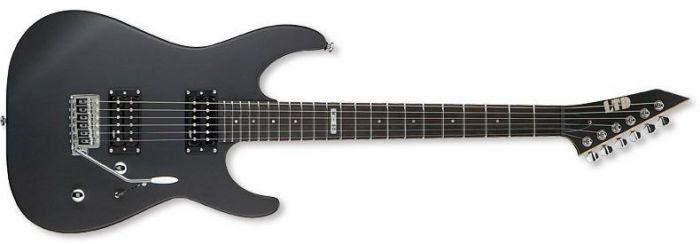 ESP LTD M-50 Guitar in Black Satin B-Stock[, M-50 BLKS]