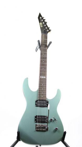 ESP LTD M-50 Blue Satin Sample/Prototype Electric Guitar[, LM50BLUS]