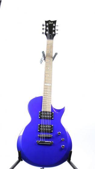 ESP LTD EC-10 Electric Blue Sample/Prototype Electric Guitar, LEC10KITEB