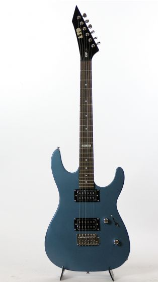 ESP LTD M-50 Blue Satin Sample/Prototype Electric Guitar 1604[, LM50BLUS]