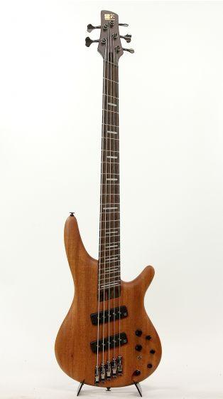 Ibanez SRFF4505 SOL Bass Multi-Scale Stain Oil Bass Guitar[, SRFF4505SOL]