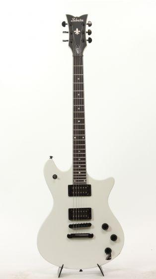 Schecter Jerry Horton Tempest SWHT 256 Satin White Electric Guitar[, 256]