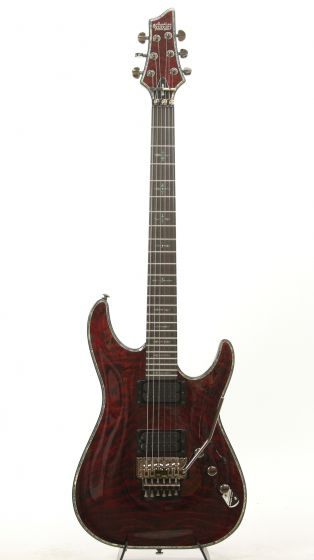 Schecter Hellraiser C-1 FR Passive BCH Black Cherry Electric Guitar, SGR-1941