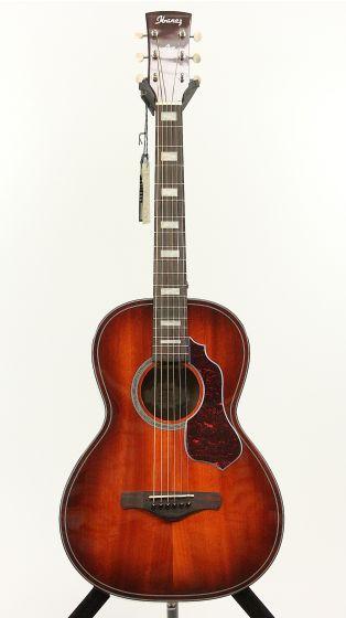 Ibanez AVN4VMS Limited Artwood Vintage Parlor Acoustic Guitar, AVN4VMS