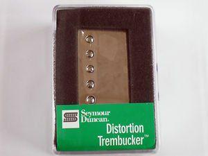 Seymour Duncan TB-6 Trembucker Duncan Distortion Pickup Nickel Cover, 11103-21-Nc