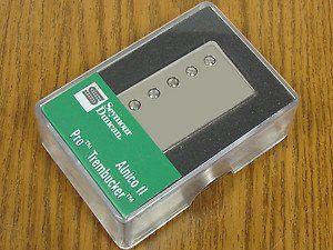 Seymour Duncan TB-APH1 Trembucker Alnico 2 Pro Pickup Nickel Cover[, 11103-50-Nc]