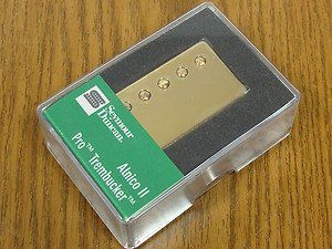 Seymour Duncan TB-APH1 Trembucker Alnico 2 Pro Pickup Gold Cover, 11103-50-Gc