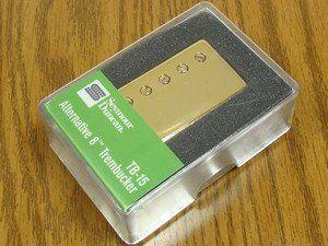 Seymour Duncan TB-15 Trembucker Alternative 8 Pickup Gold Cover, 11103-85-Gc