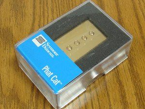 Seymour Duncan SPH90-1B Phat Cat Bridge Pickup(Gold Cover), 11302-16-GC